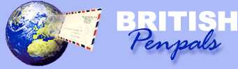 British Penpals - UK, USA and Worldwide Penpals